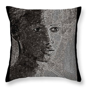 Mercury Throw Pillow by Diane montana Jansson