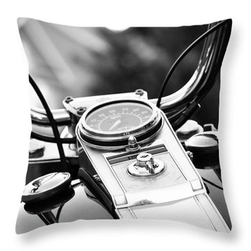 Miles To Go Before I Sleep Throw Pillow