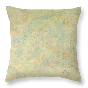 Minimal Number 4 Throw Pillow by James W Johnson