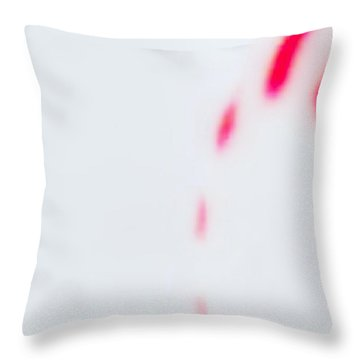 Throw Pillow featuring the photograph Mint by Stephanie Nuttall
