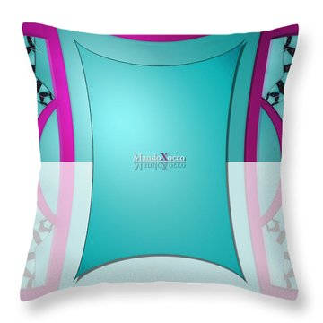 Mix Throw Pillow