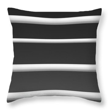 Modern View Of The Sky Throw Pillow