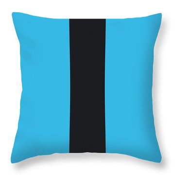 Molt Throw Pillow by Naxart Studio