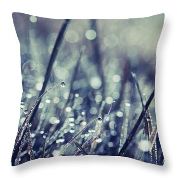 Mondo 02 - S03b Throw Pillow by Variance Collections