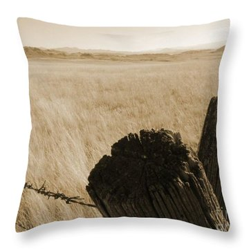 Montana Vista Throw Pillow