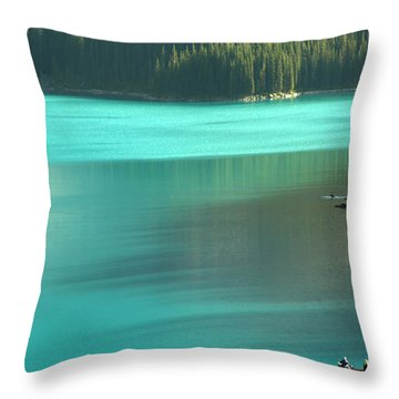 Moraine Throw Pillow