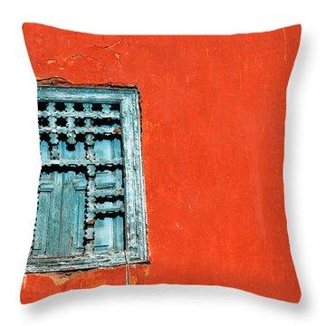 Morocco Throw Pillow by Milena Boeva