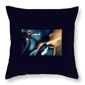 Throw Pillow featuring the photograph Mother Nature  by Colette V Hera  Guggenheim