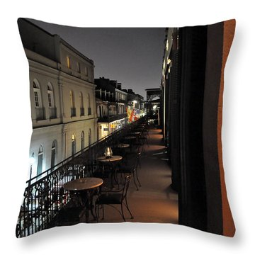 Muriel's Mp Throw Pillow by Jim Brage