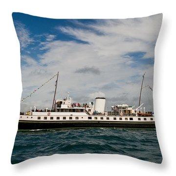 Mv Balmoral Throw Pillow