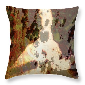 My All  Throw Pillow by Shirley Sirois