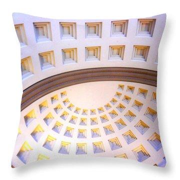My Vegas Caesars 7 Throw Pillow by Randall Weidner