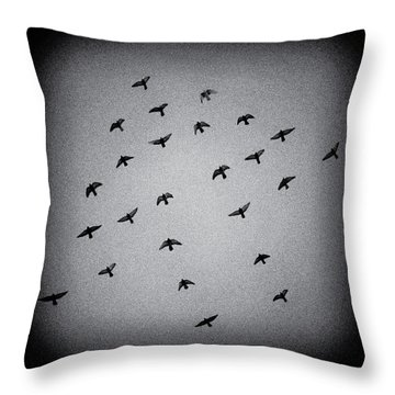 Mystical Formation Throw Pillow