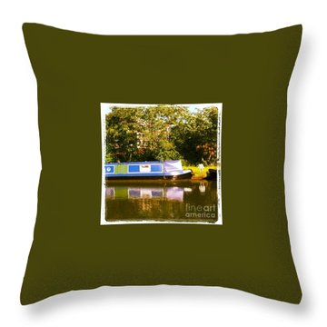 Transport Throw Pillows