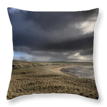 Nephin Throw Pillow by Marion Galt