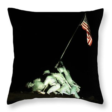 Never Forget Them Throw Pillow