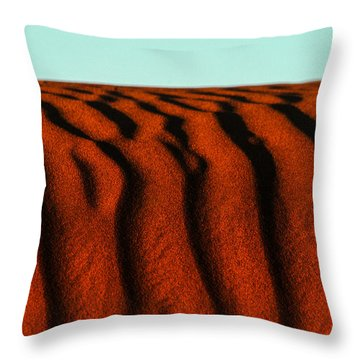 Never The Same Throw Pillow