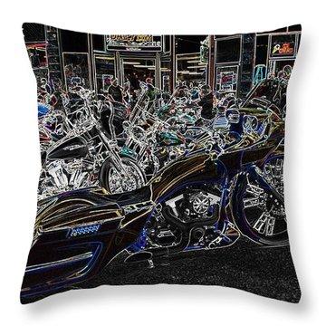 New Millennium Throw Pillow