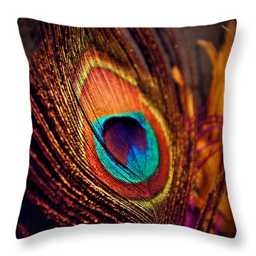 New Orleans On My Mind Throw Pillow by Susan Bordelon