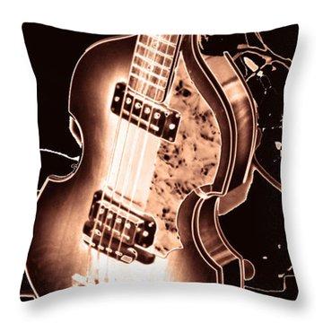 Next One Up Throw Pillow by John Stuart Webbstock