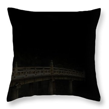 Night Wonders Throw Pillow