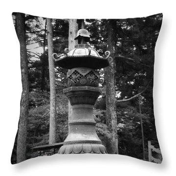 Pagoda Throw Pillows