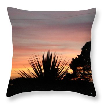 Throw Pillow featuring the photograph No Dreaming by Katy Mei