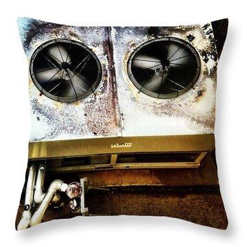 Steampunk Throw Pillows