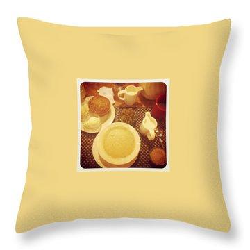 Banana Throw Pillows
