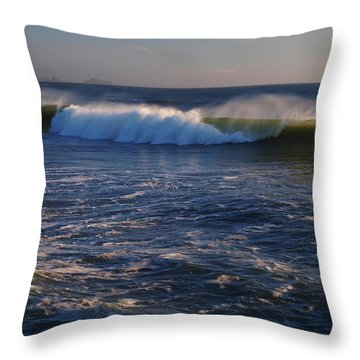 Ocean Of The Gods Series Throw Pillow