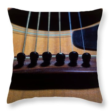 Odd Man Out Throw Pillow by Joe Kozlowski