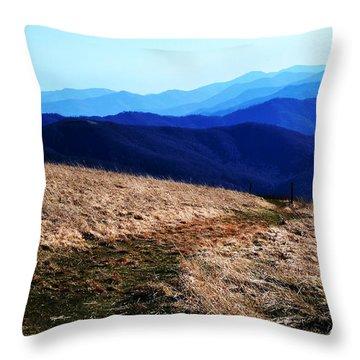 Of Peace Throw Pillow