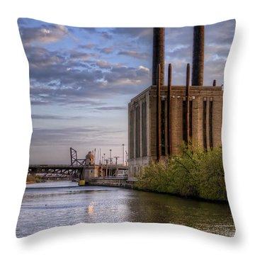 Old But Not Forgotten Throw Pillow