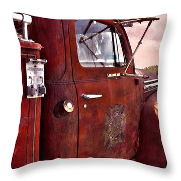 Old Hero Limited Edition Throw Pillow
