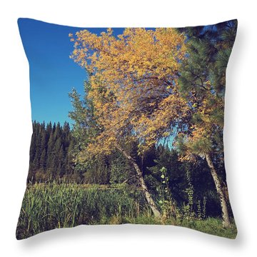 One In A Million Throw Pillow by Laurie Search