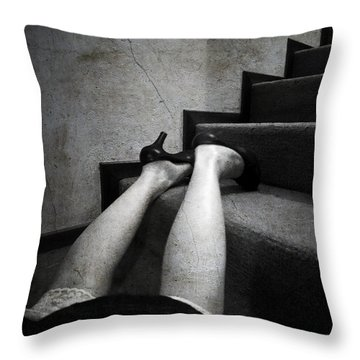 Oops... Throw Pillow