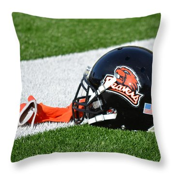 Oregon State Throw Pillows