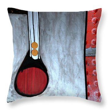p HOTography 27 Throw Pillow by Marlene Burns