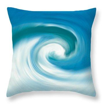 PAC Throw Pillow
