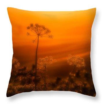 Palouse Dream Throw Pillow
