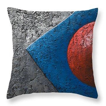 Part Sphere 1 Throw Pillow