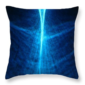 Passing Through 2 Throw Pillow
