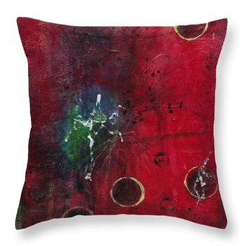 Passion 2 Throw Pillow