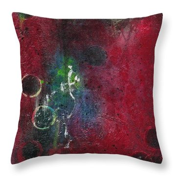 Passion 3 Throw Pillow