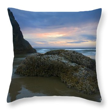 Pastel Illusions Throw Pillow by Mike  Dawson