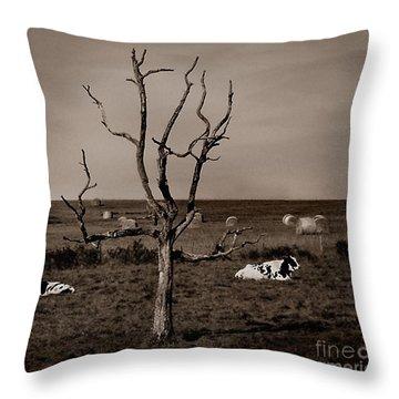 Pastorale 2 Throw Pillow
