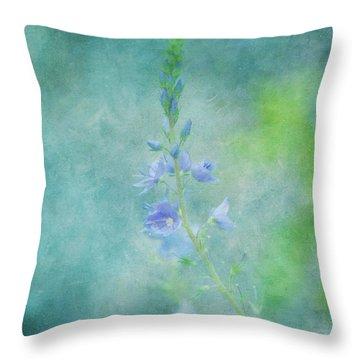 Perfect Dream Throw Pillow by Kim Hojnacki