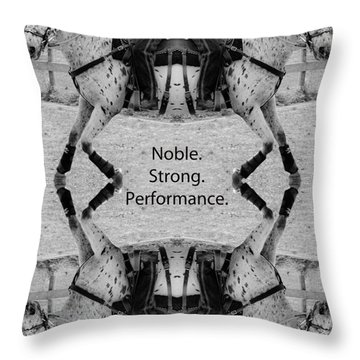 Performance Throw Pillow