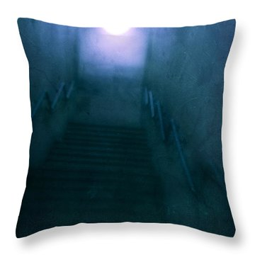 Phantasm Throw Pillow by Andrew Paranavitana
