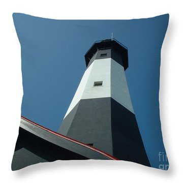 Throw Pillow featuring the photograph Pierce The Sky by Mark Robbins